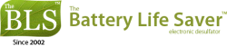 Battery Life Saver Logo