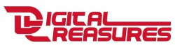 Digital Treasures Logo