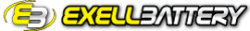 Exell Battery Logo
