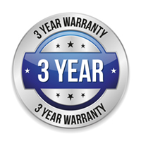 ecovolt 3 year warranty