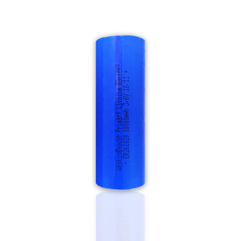 3.6V Double C Lithium Battery ER261020