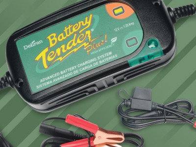 Battery Tender Plus High Efficiency
