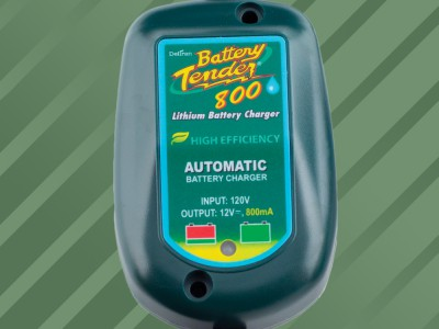 Battery Tender Waterproof 800 High Effeciency