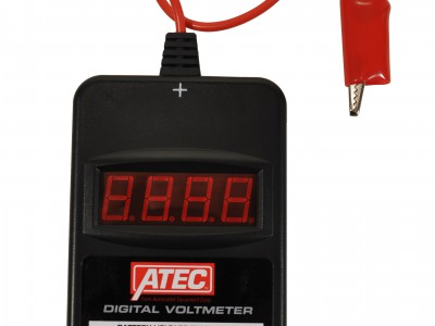 ATEC DIGITAL VOLTMETER