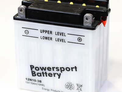 12N10-3B Powersport Batteries