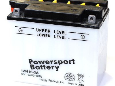 12N16-3A Powersport Batteries