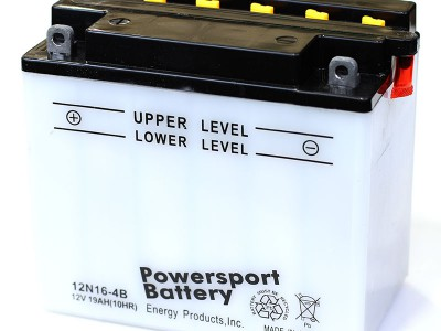12N16-4B Powersport Batteries