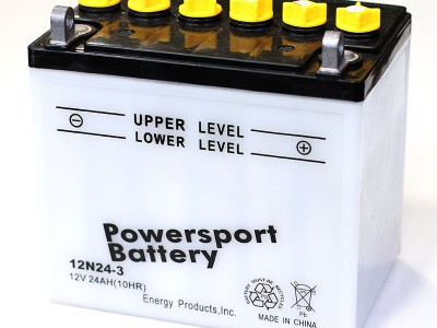 12N24-3 Powersport Batteries