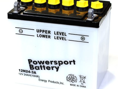 12N24-3A Powersport Batteries