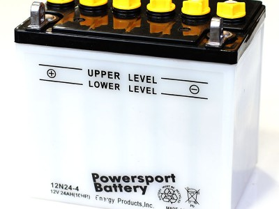 12N24-4 Powersport Batteries