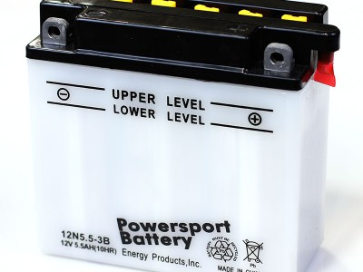 12N5.5-3B Powersport Batteries