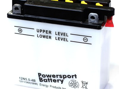 12N5.5-4B Powersport Batteries