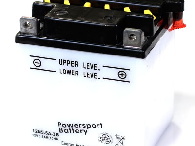 12N5.5A-3B Powersport Batteries