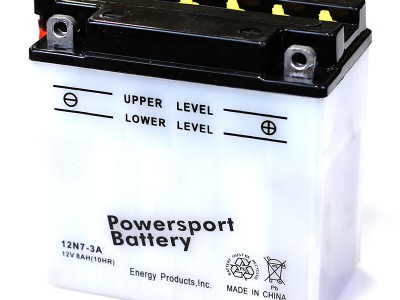 12N7-3A Powersport Batteries