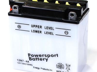 12N7-4A Powersport Batteries