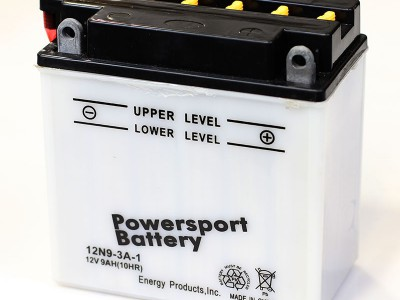 12N9-3A-1 Powersport Batteries