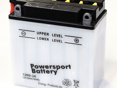 12N9-3A  Powersport Batteries