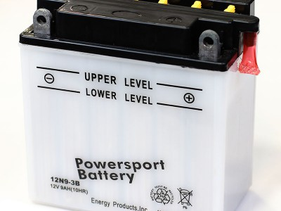 12N9-3B Powersport Batteries