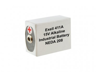 411A - Alkaline (NEDA 208) Replaces 411