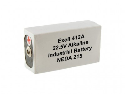 412A - Alkaline (NEDA 215) Replaces 412