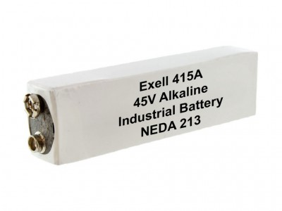 415A - Alkaline (NEDA 213) Replaces 415