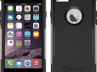 Commuter OtterBox #465 iPhone 6 BLK
