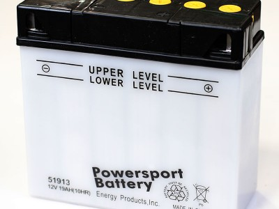 51913 Powersport Batteries