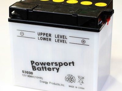 53030 Powersport Batteries