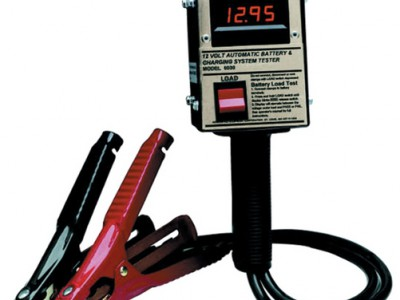 BATTERY TESTER, HH 12V 125A DIGITAL