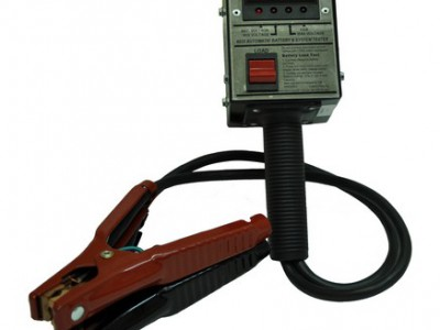 BATTERY TESTER, HH 12V 125A DIGITAL, MEASURES CCA, MAX/MIN VOLTAGE DISPLAY