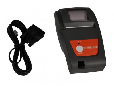HIGH SPEED THERMAL PRINTER MADE FOR ASSOCIATED - SERIAL WITH CABLE
