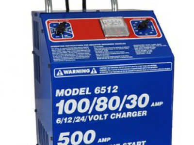 CHARGER, 6/12/24V, 50/60 HZ 230V (International)