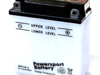 6N11A-3 Powersport Batteries