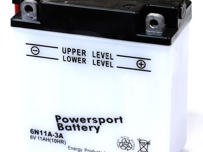 6N11A-3A Powersport Batteries