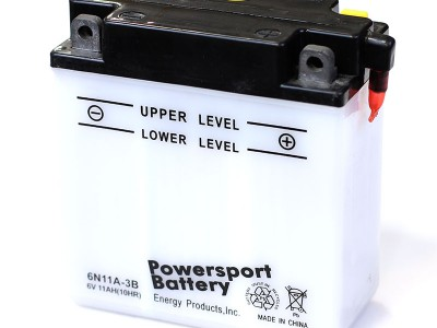 6N11A-3B Powersport Batteries