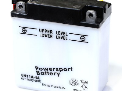 6N11A-4A Powersport Batteries