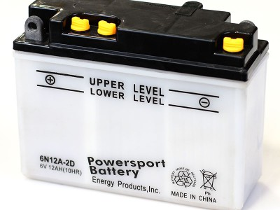 6N12A-2D Powersport Batteries