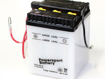 6N4-2A-4 Powersport Batteries