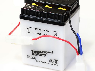 6N4-2A-8 Powersport Batteries