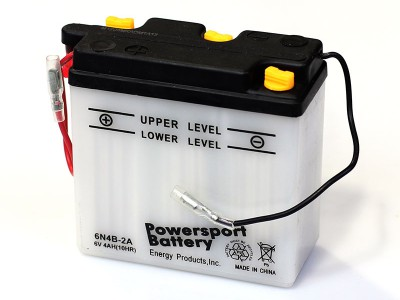 6N4B-2A Powersport Batteries