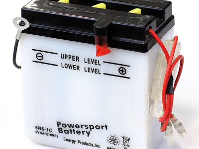 6N6-1C Powersport Batteries