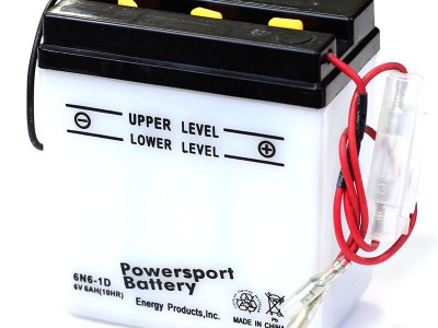 6N6-1D  Powersport Batteries