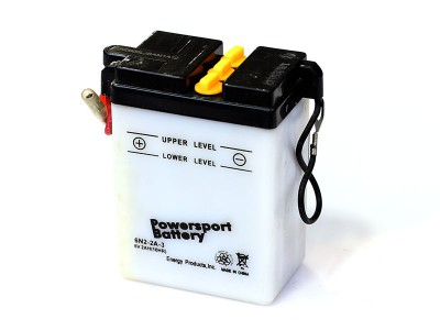 6N2-2A-3 Powersport Batteries