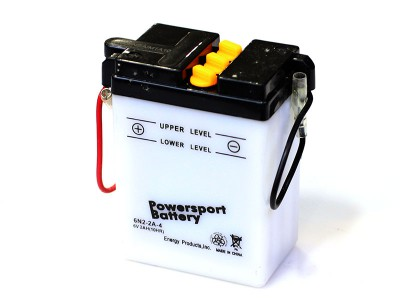 6N2-2A-4 Powersport Batteries