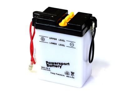6N2-2A-8 Powersport Batteries