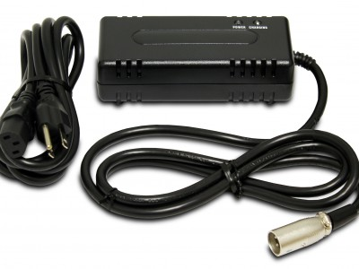 24V 2A Three Stage Charger