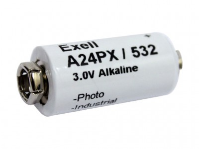 A24PX - Alkaline (532, EPX24) Replaces 532