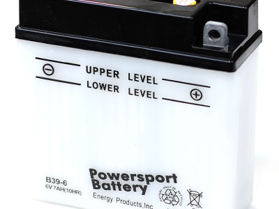 B39-6 Powersport Batteries