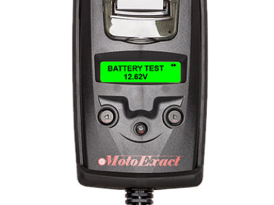 DHC Motorcycle and Powersport Battery Tester With Printer