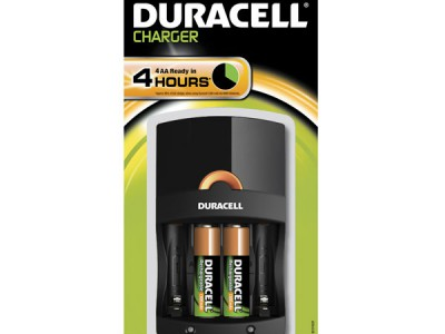 Duracell Advanced AA/AAA NiMh Charger